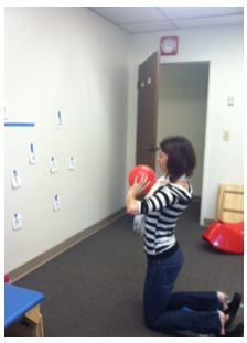 OT/PT Corner: A Multi-Tasking Activity - Pinned by @PediaStaff – Please Visit http://ht.ly/63sNt for all our pediatric therapy pins