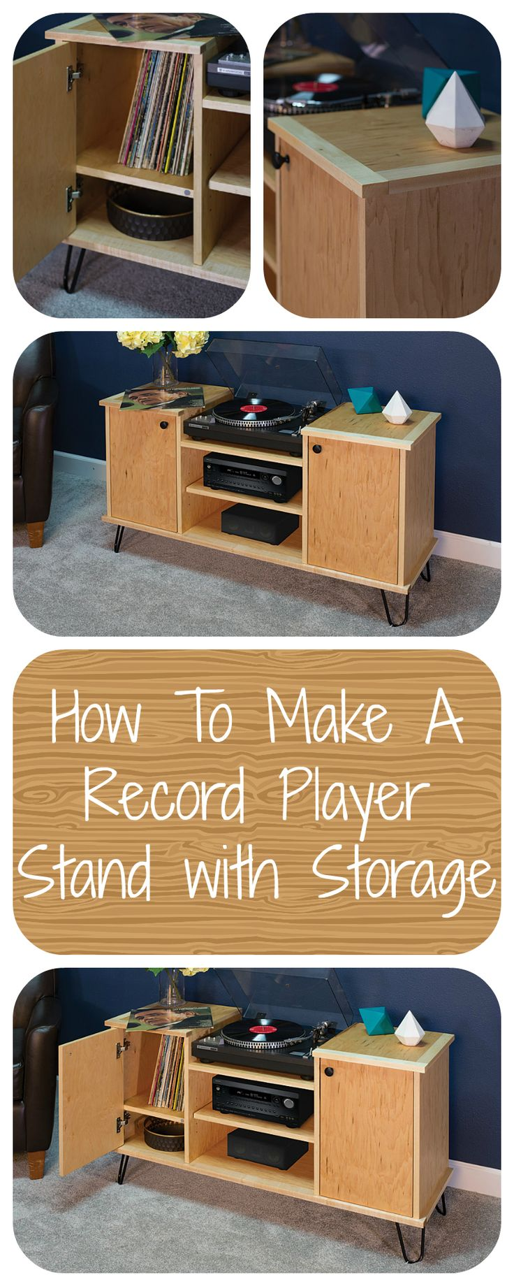 best vinyl images on pinterest record cabinet record player