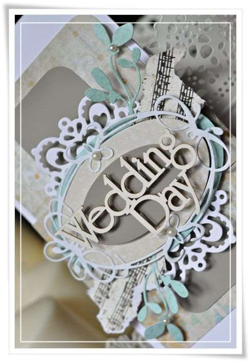 Wedding card. Kartka ślubna