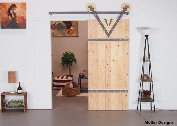 36 Best Double Barn Door Hardware Images On Pinterest Double Barn