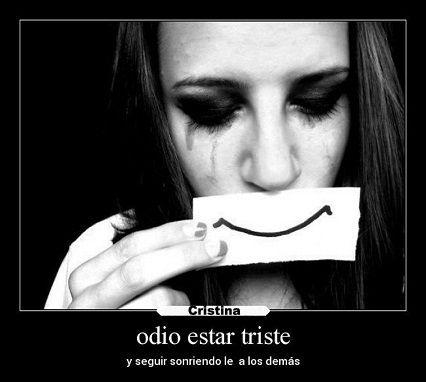 Hoy es toy triste (10-12-2014)