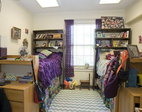 Samford University Pittman Residence Hall | Robins U0026 Morton. College  DormsCollege LifeDorm RoomsDorm ...
