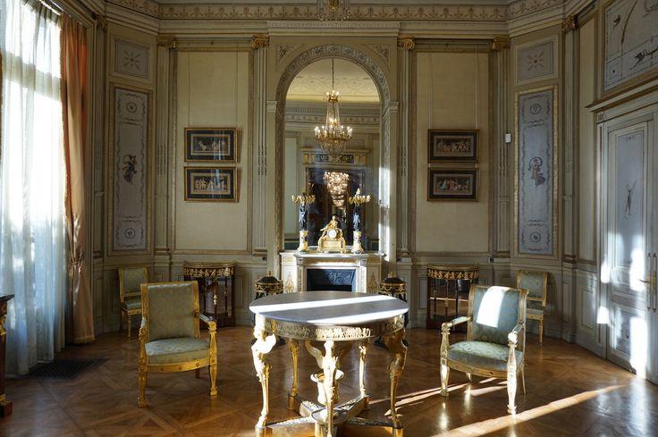Villa Massena, Nice : le Fumoir | da magika42000