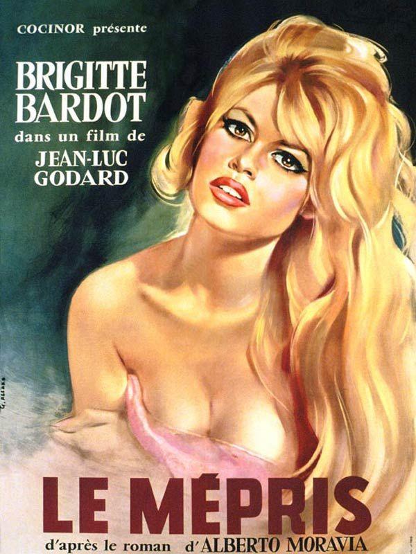 Redécouvrez la bande-annonce du film Le mépris ponctuée des secrets de tournage et d'anecdotes sur celui-ci. ☞ Le Mépris est un film franco-italien réalisé