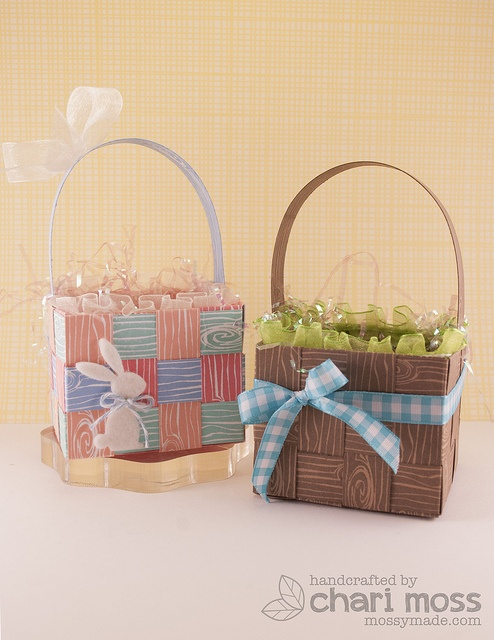 EasterBaskets by Chari Moss, via Flickr