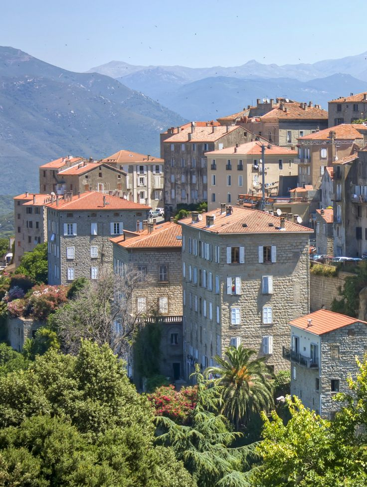 Sartène, Corsica www.louercorse.com