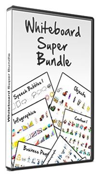 Whiteboard Super Bundle Review and download - Super Artwork Bundle for use in Whiteboard Animation Software - http://www.garabatocine.com/whiteboard-super-bundle-review-and-download/