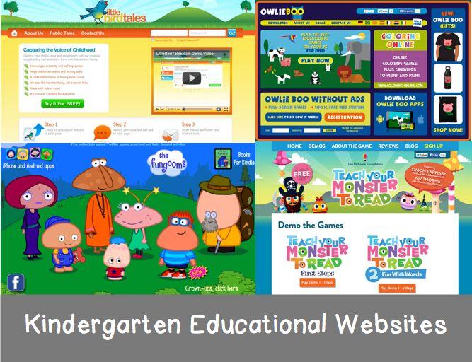 Education websites