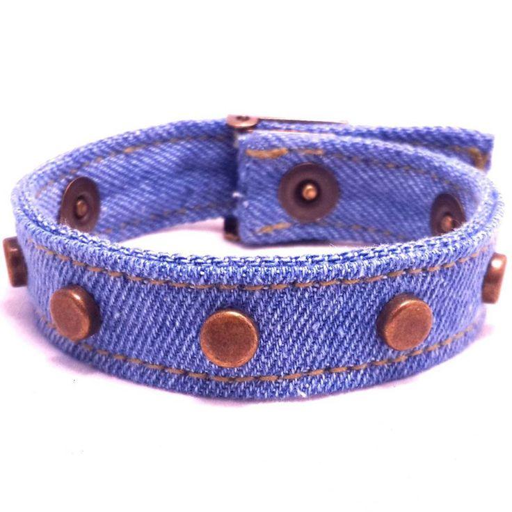 Стильный джинсовый браслет с металлическими заклёпками уже в нашем интернет-магазине. Такой аксессуар отлично дополнит Ваш яркий образ. По всем вопросам обращайтесь: Тел.-WhatsApp-Viber-Telegram +38(093) 979-88-77
