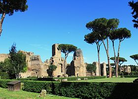 Image illustrative de l'article Thermes de Caracalla