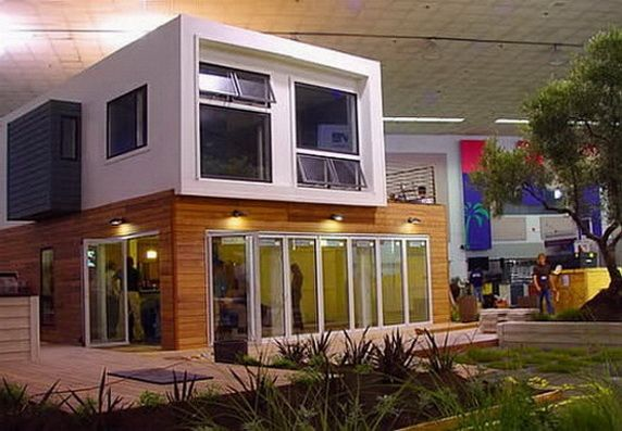 10 shipping container buildings for homes and outbuildings - Container home builders florida ...