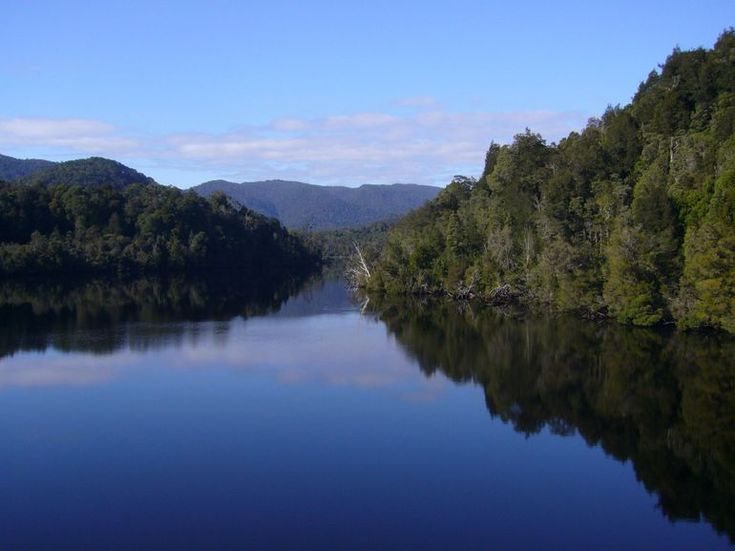Cruise down Gordon River #australia #travel