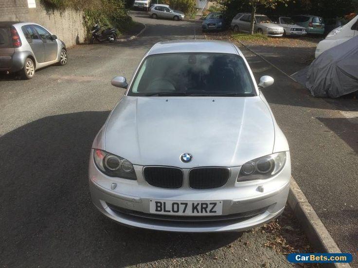 2007 BMW 1 Series 2.0 118d  5dr #bmw #118 #forsale #unitedkingdom
