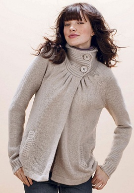 This La Redoute cardigan makes me want to fall into the arms of Autumn!