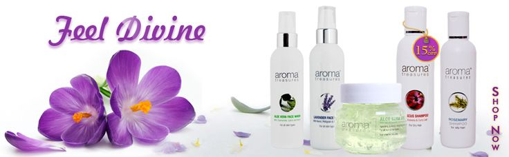 Aroma Treasures is an old brand that contains a range of cosmetic and skincare products.The best thing about this brand is that no artificial perfumes are used in any of its products, thus giving lasting beauty and complete wellness.  http://khoobsurati.com/aroma-treasures