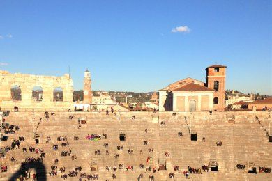 Verona walking tour (private tour) - Tryverona