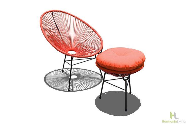 483 migliori immagini acapulco chairs su pinterest sedia for Sedia acapulco