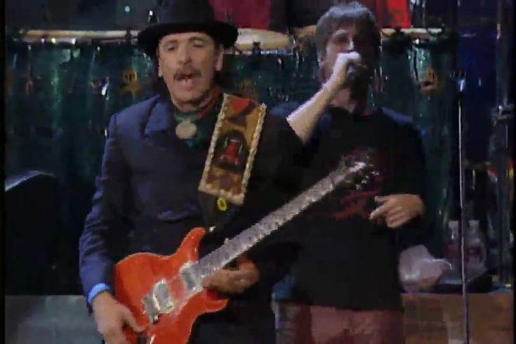 Carlos   Santana      --           Smooth     [[  Official   Live   Vide...
