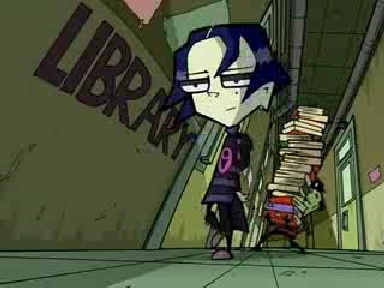 57 best images about invader Zim on Pinterest | Songs ... Zim And Tak Love Story