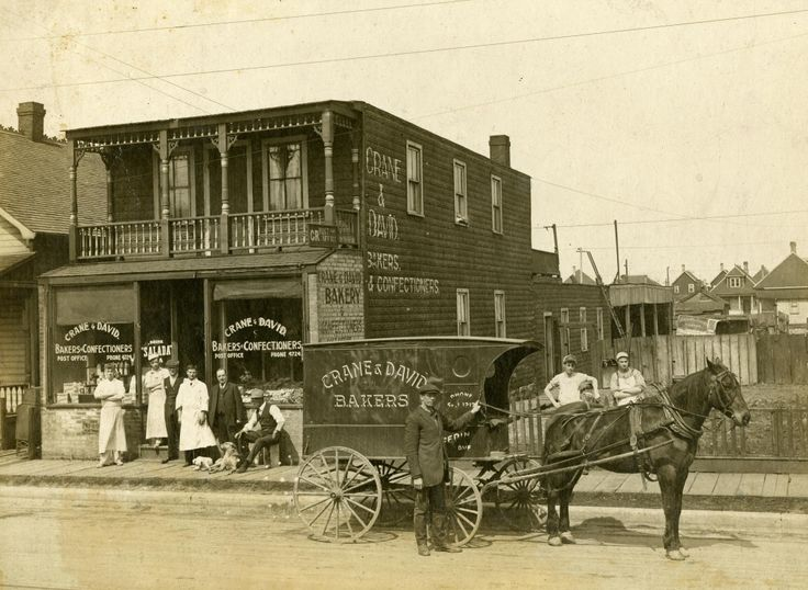 Winnipeg in FOCUS -- historical photos of Winnipeg. #genealogy