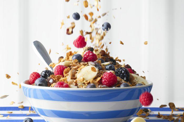 Heerlijk ontbijten met granola