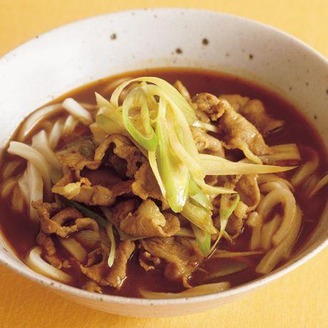 おそば屋さんのカレーうどん byワタナベマキさんの料理レシピ - レタスクラブニュース