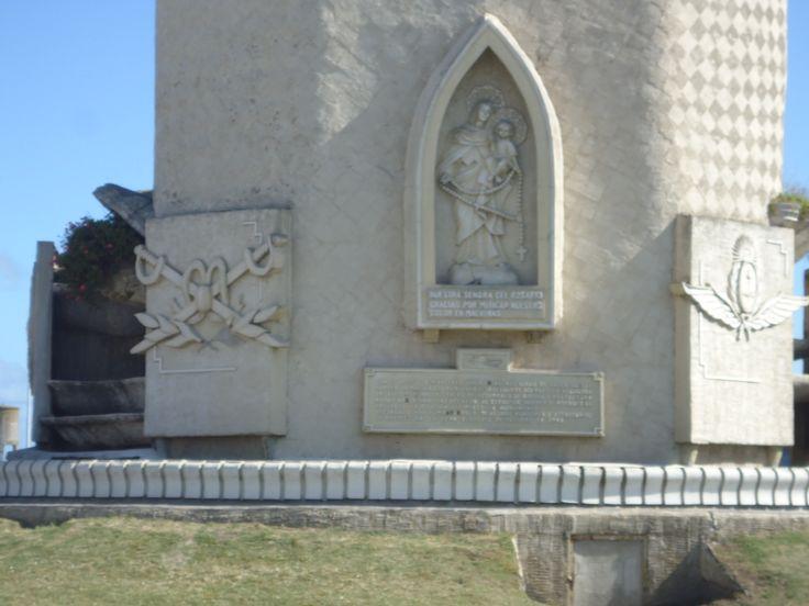Monumento a las Malvinas, Quequén