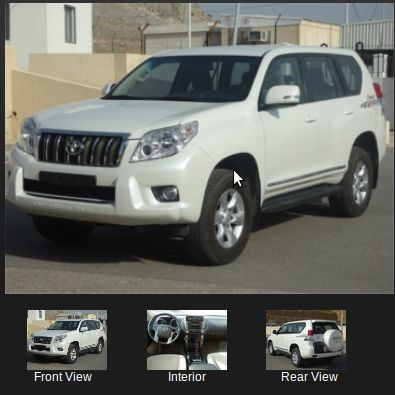Buy Used Cars In Muscat Oman