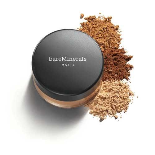 bareMinerals MATTE SPF 15 FOUNDATION - Foundation - Bas - MakeUp | Fina Mig #finamig #bareminerals