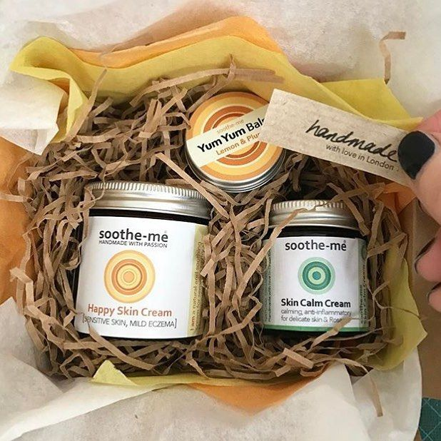 We love these gorgeous handmade skin care products by @soothemeskincare - Suzie is one of the amazingly talented designer-makers who will be at the Queen's Yard Makers Market in Hackney Wick on 30th April and is also at our Pop-up @fountlondon open on Easter Saturday over this bank holiday weekend. #urbanmakerseast #makersmarket #hackney #designermaker #skincare #handmade #soothing #aromatherapy