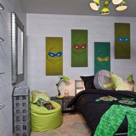 Image result for ninja turtles bedroom