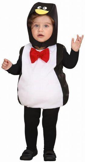Faschingskostüm Pinguin für Kinder #sparbaby