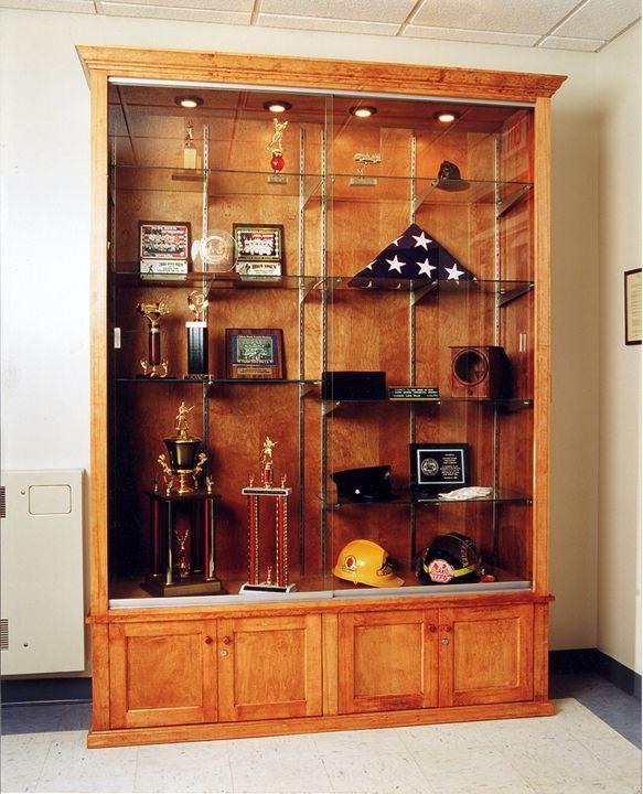 Custom Trophy Case