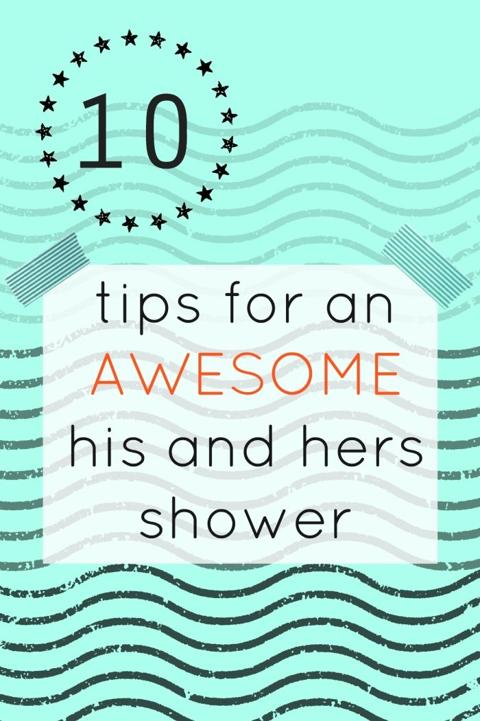 This site has great tips on how to successfully plan and execute a couple's shower. They give you ideas on decor, registry ideas, and games that include both the bride and groom.
