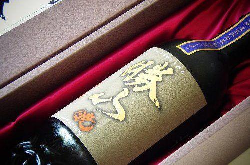 純米大吟醸「勝山 暁」がパーカーポイント95点を獲得