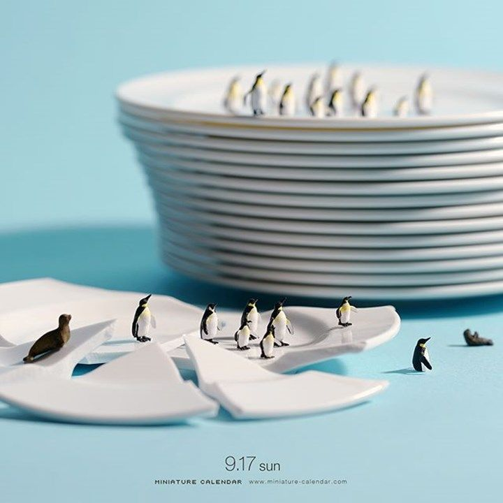 Miniature Life by Tatsuya Tanaka   Home Beautiful Magazine Australia