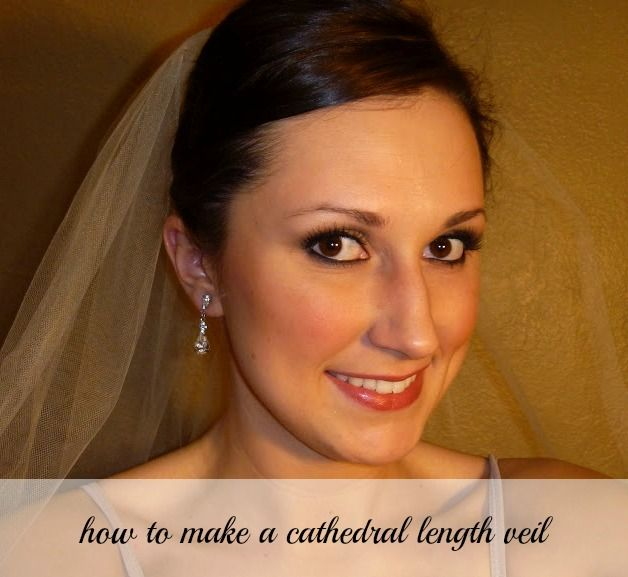 The Best Tutorial On How To Make Your Own Tulle Wedding