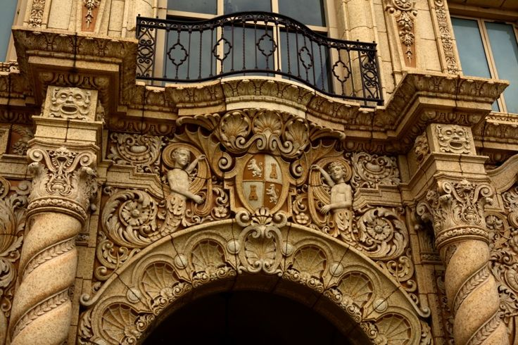 The 68 best images about architecture spanish colonial for Define baroque style