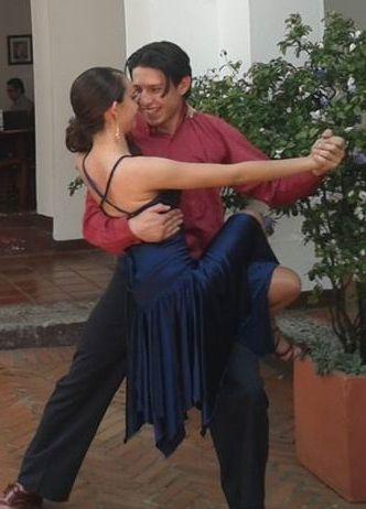 El tango en la sangre :)