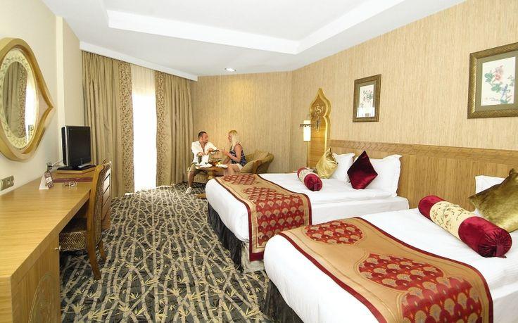 Wohnbeispiel im 5* Hotel Royal Dragon
