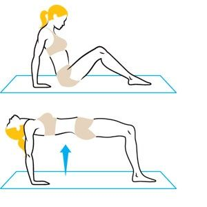 Best Pilates workout. Tone everything.