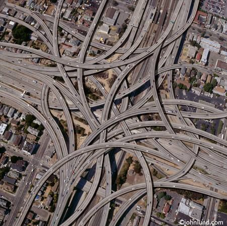 """""""Dallas Highways..."""" What if you need to stop for directions?"""