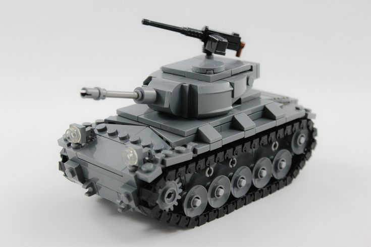 M24 Chaffee | by JJbricks