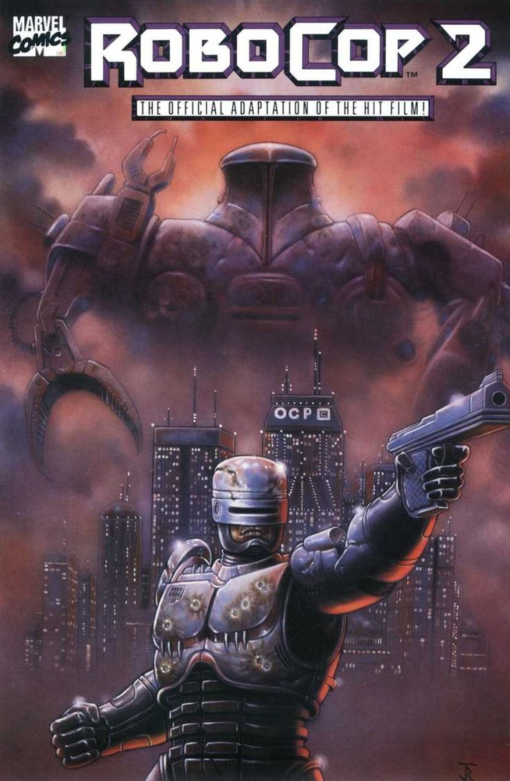 RoboCop 2 (Volume) - Comic Vine