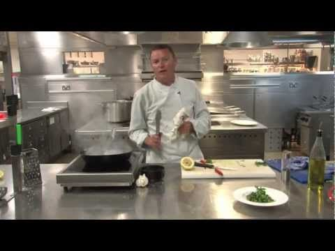 How to cook the perfect pan-fried squid   by Theo Randall