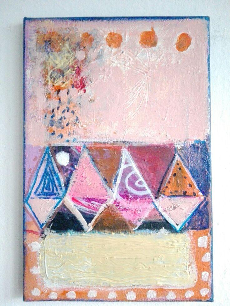 #malgorzata#kobus#abstract#painting#tunisia