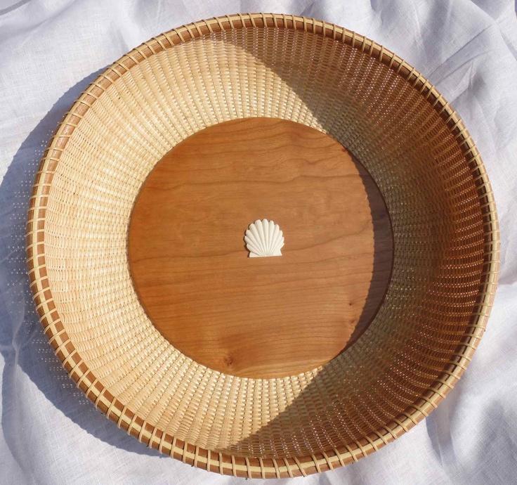 Basket Weaving Nantucket : Sweet basketry nantuckets ash baskets japanese