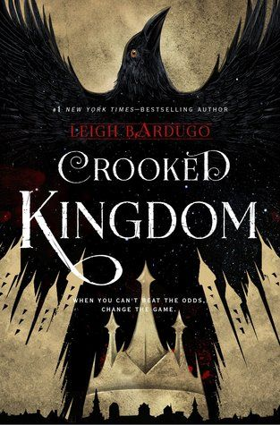 Crooked Kingdom (Six of Crows #2) by Leigh Bardugo. The highly anticipated sequel to the thrilling #1 New York Times-bestselling Six of Crows. Expected Publication Date: 9/27/2016. Genre: Young Adult, Fantasy