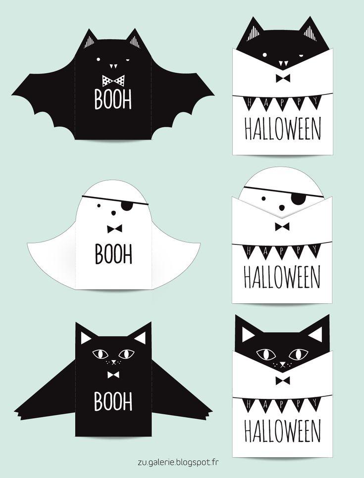 La tropa completa: Preparando una fiesta de Halloween: Las invitacion...