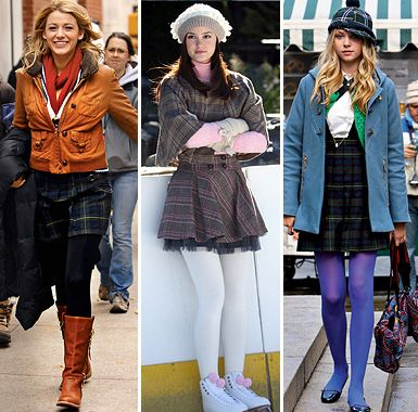 TV Guide has a Gossip Girl fashion feature to help you copy these cuties' cool winter wear on every budget if you're so inclined. Follow this link to get the Gossip Girl fashion scoop ..: Woman Fashion, Fashion Clothing, Winter Outfit, Fashion Tips, Winter Fashion, Girls Fashion, Fashion Trends, Fashion Women, Gossip Girls